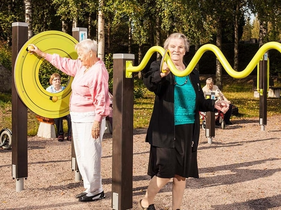 AGE-FRIENDLY CITIES AND COMMUNITIES – THINKING ABOUT OUR AGEING POPULATION