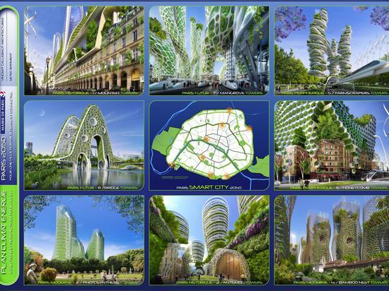 2050 PARIS SMARTCITY