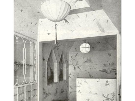 Josef Hoffmann for the Wiener Werkstaette Fabric Department