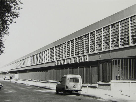 Built in the late 1960s as a logistics warehouse, Entrepot Macdonald is the longest building in Paris.