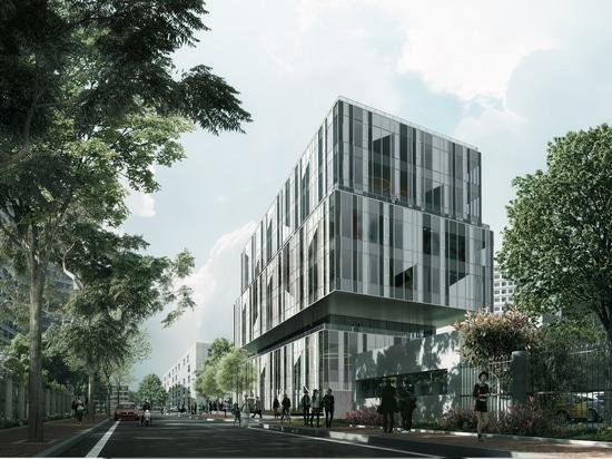 The new CaoHeJing Guigu Creative Headquarters