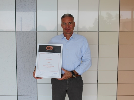 Lapitec® recognised with the Plus X Award