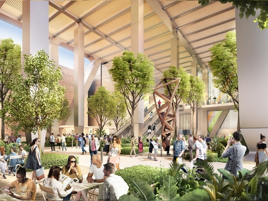 Foster + Partners breaks ground on major transit-oriented project in downtown San Francisco
