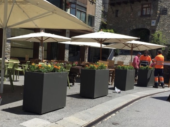 Ordino bets on Cervic Environment street furniture