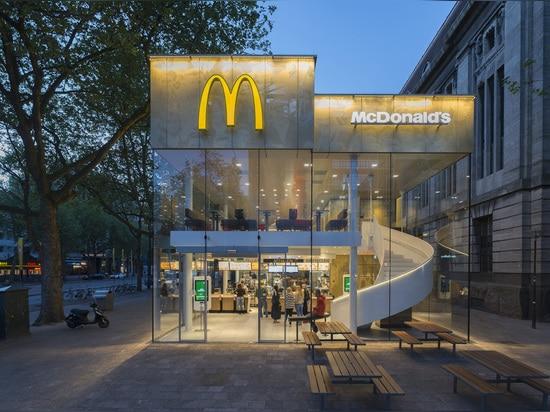 Mei architects: McDonald's