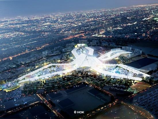Dubai World Expo 2020 Master Plan