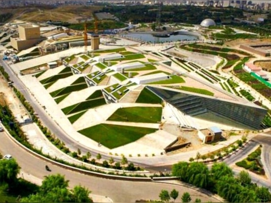 World's largest bookstore opens in Tehran, Iran