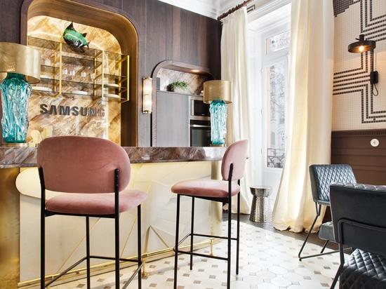 """Restaurant """"Samsung Club"""" – Samsung Space"""
