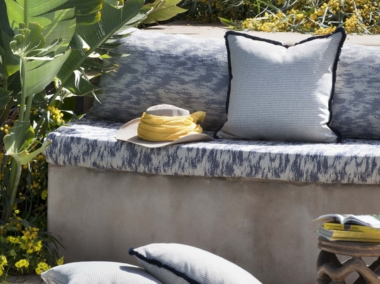 GANCEDO INVESTS IN OUTDOORS WITH THREE EXTERIOR TEXTILE COLLECTIONS
