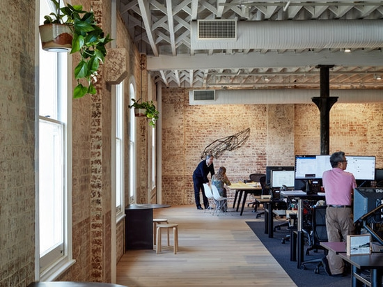 COX ARCHITECTURE`S NEW BRISBANE STUDIO
