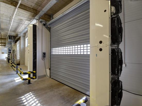2VV Air Curtains