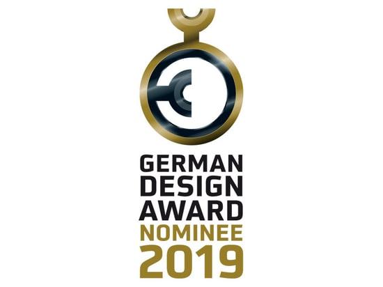 German Design Award 2019 - Nominee