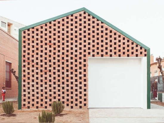 New Archetypes: NUA Arquitectures' SDA Food Distribution Center Applies Simple Design for a Big Impact in Spain