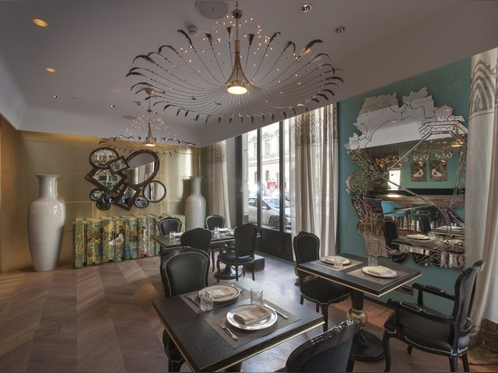 Cococo Restaurant, St. Petersburg