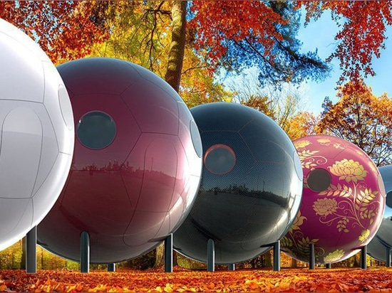 ex-rolls royce engineer designs conker pods for an alternative way of living