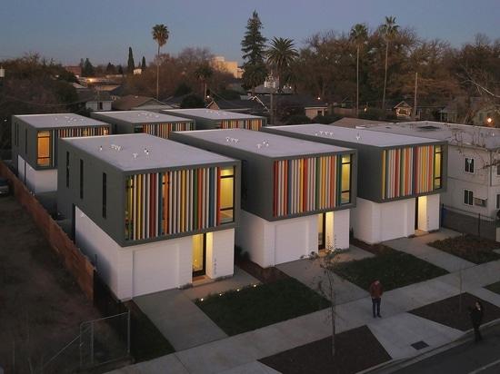 Oak Park Housing | Johnsen Schmaling Architects