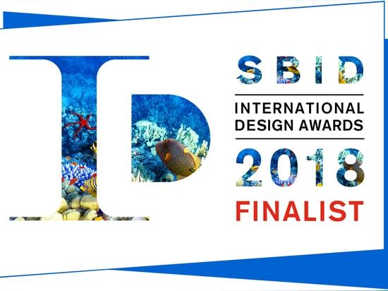 SBID International Design Awards 2018