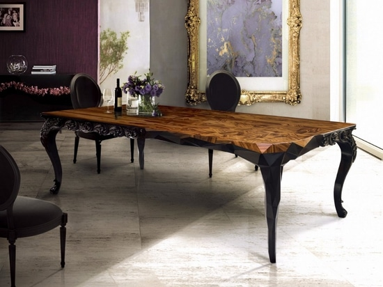 Top Contemporary Dining Tables