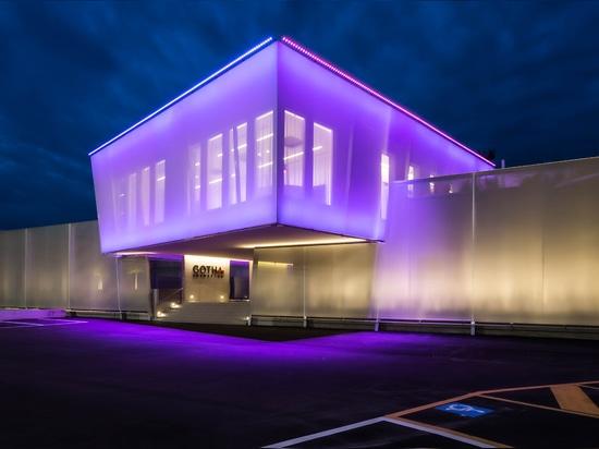 Gotha Cosmetics new headquarter