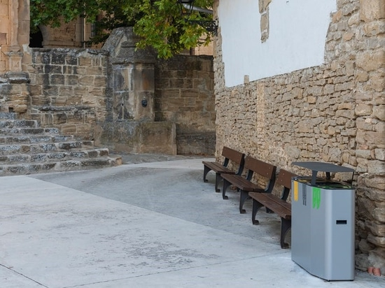 Navarra recycles with Cervic Environment