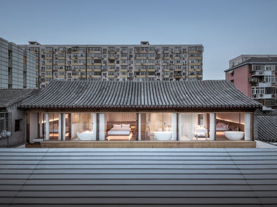 Layering Courtyard