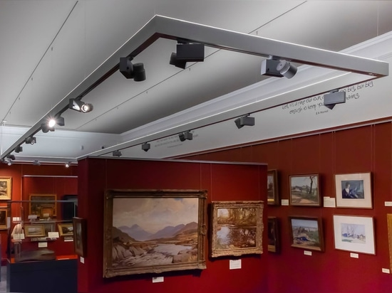 KIRKCUDBRIGHT GALLERIES, EDINBURGH, SCOTLAND