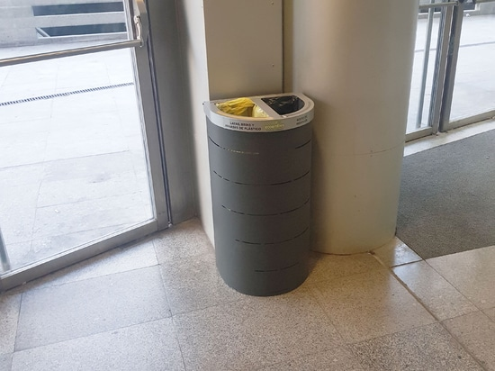 Wizink Center also recycles with Cervic Environment