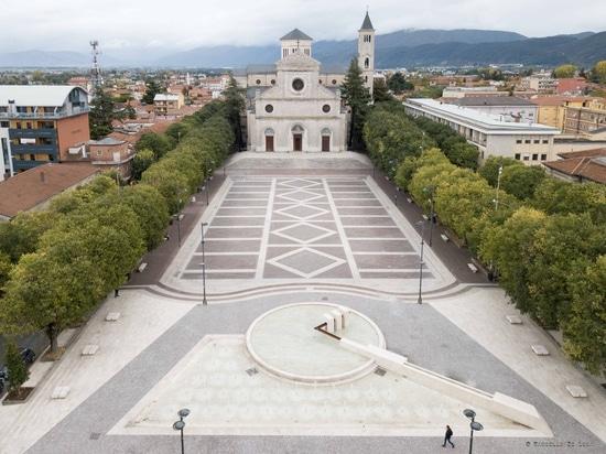 Overview of Risorgimento square
