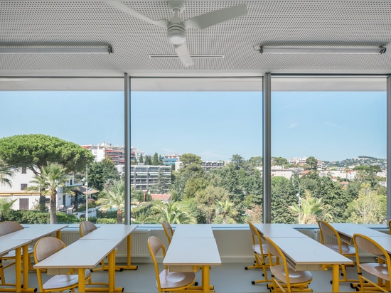 Ecole Communale Jacqueline de Romilly / Stéphane Fernandez - SARL atelier fernandez&serres