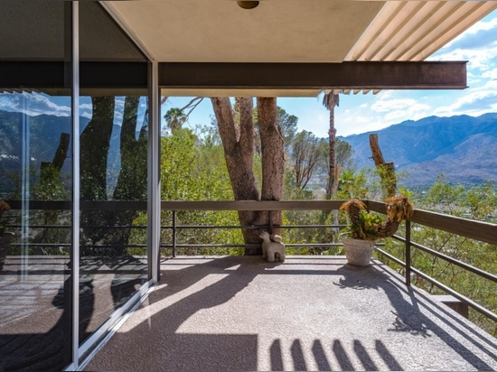 The architects who built Palm Springs: Hugh Kaptur
