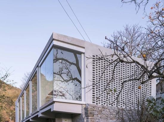 Mica-Bar / 3andwich Design / He Wei Studio