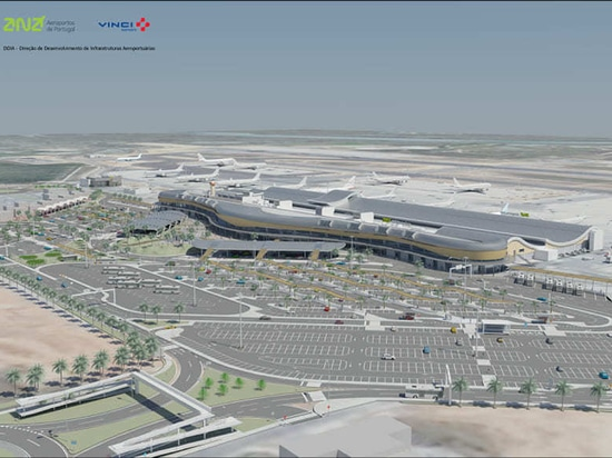 Expansion of Faro Airport - Portugal