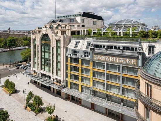 La Samaritaine has reopened in Paris