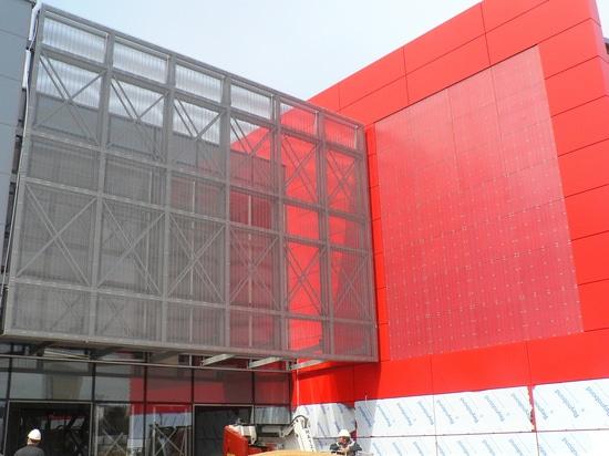 Gocław Shopping Centre/Tesco