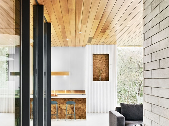 The Constant Springs Residence by Alterstudio Architecture
