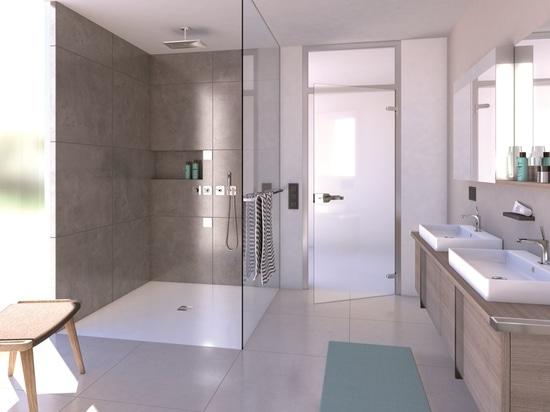 Fundo Top for Fundo Primo shower elements