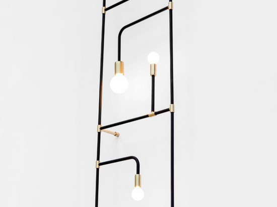 BEAUBIEN IS A SCULPTURAL LIGHT INSPIRED BY TRADITIONAL CHINESE SCREENS