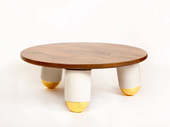 Ball Nose Coffee Table