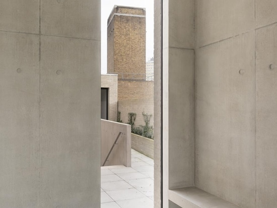 Carmody Groarke's masterful design of a house and studio in South London