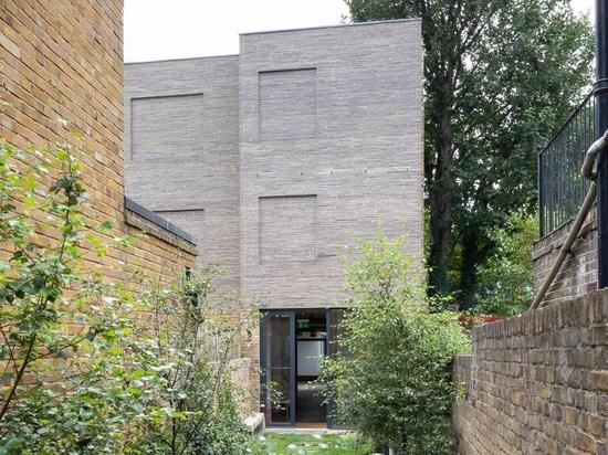 Chris Dyson transforms neglected east London workshop into modern loft apartments
