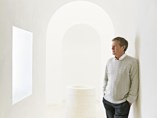 Interview with John Pawson. Photography: Orla Connolly