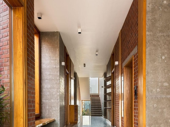 An experimental home near New Delhi offers a new template for Indian housing