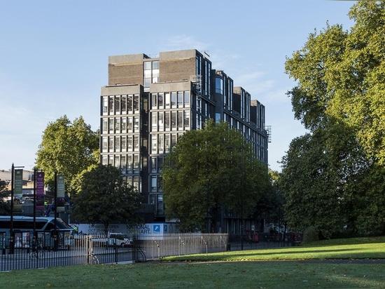 Royal College of Art in London announces Herzog & de Meuron building and Kensington campus refresh