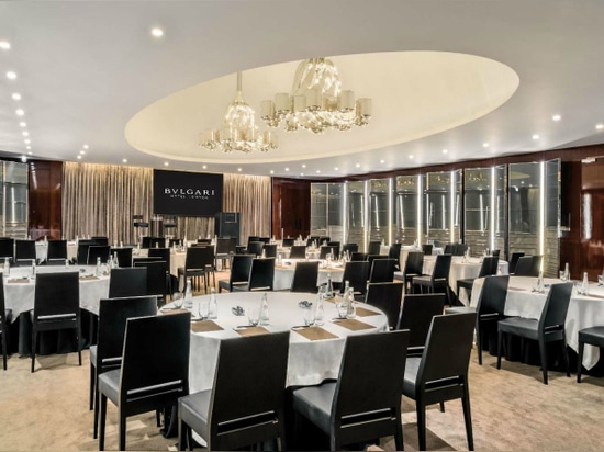 Bulgari Hotel Londo project