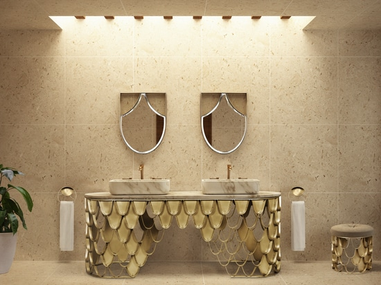 Get Inspired With Mix-Metals Ambiances