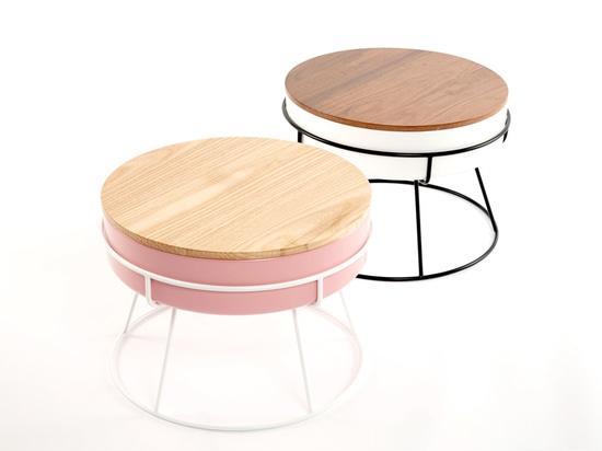 TABLA COFFEE TABLE BY SCOTT JONES DESIGN