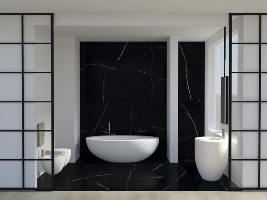 Ceramica Cielo embellishes the rooms of the exclusiveJumeirah Saadiyat Island Resortin Abu Dhabi