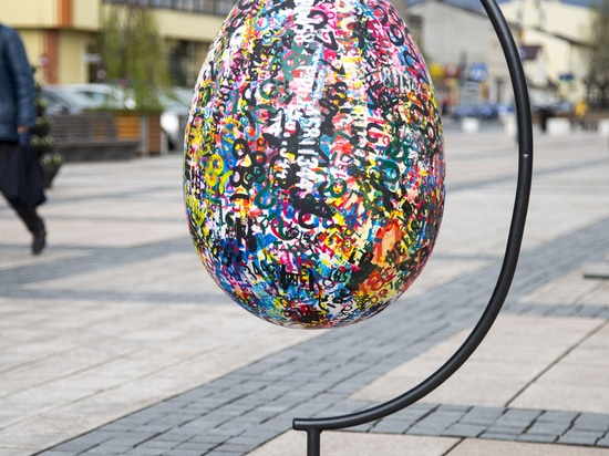 Big Easter Eggs For Common Space