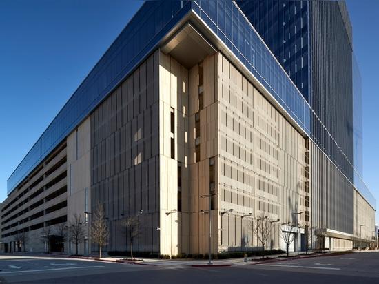 Facade Cladding Liberty Mutual Insurance