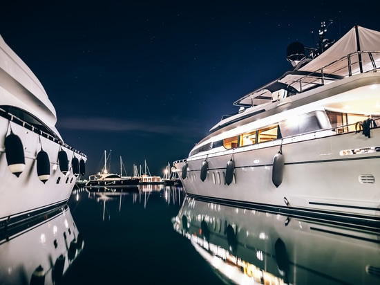 ORSTEEL Light, the high-end lighting manufacturer for yachts and boats